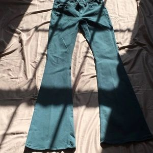rag and bone elephant bell bottom jeans